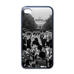Vintage Uk England The Guards Returning Along The Mall Black Apple Iphone 4 Case