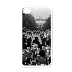 Vintage UK England the Guards returning along the Mall White Apple iPhone 4 Case