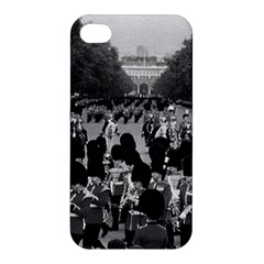 Vintage UK England the Guards returning along the Mall Apple iPhone 4/4S Hardshell Case