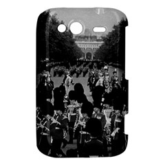 Vintage UK England the Guards returning along the Mall HTC Wildfire S Hardshell Case
