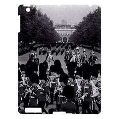 Vintage UK England the Guards returning along the Mall Apple iPad 3/4 Hardshell Case