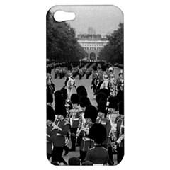 Vintage Uk England The Guards Returning Along The Mall Apple Iphone 5 Hardshell Case