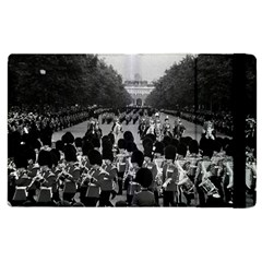 Vintage Uk England The Guards Returning Along The Mall Apple Ipad 3/4 Flip Case