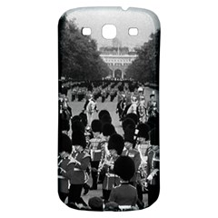Vintage Uk England The Guards Returning Along The Mall Samsung Galaxy S3 S Iii Classic Hardshell Back Case