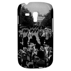 Vintage UK England the Guards returning along the Mall Samsung Galaxy S3 MINI I8190 Hardshell Case