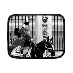 Vintage UK England  queen Elizabeth 2 Buckingham Palace 7  Netbook Case