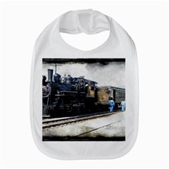 The Steam Train Bib
