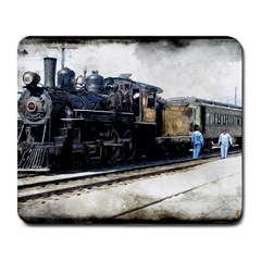 The Steam Train Large Mouse Pad (Rectangle)