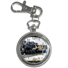 The Steam Train Key Chain & Watch