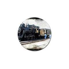 The Steam Train Golf Ball Marker