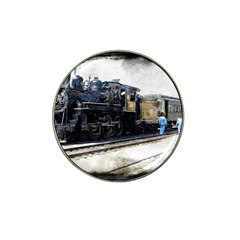 The Steam Train Golf Ball Marker (for Hat Clip)