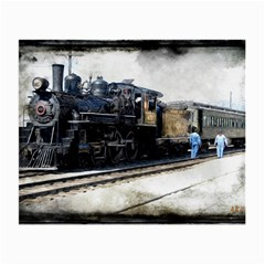 The Steam Train Glasses Cleaning Cloth