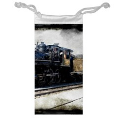 The Steam Train Glasses Pouch