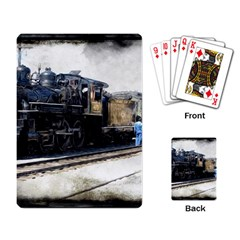 The Steam Train Standard Playing Cards