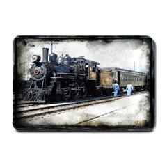 The Steam Train Small Door Mat