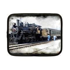 The Steam Train 7  Netbook Case