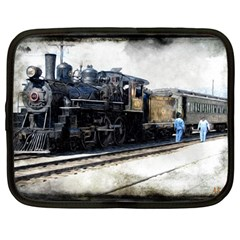 The Steam Train 12  Netbook Case