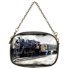 The Steam Train Single-sided Evening Purse