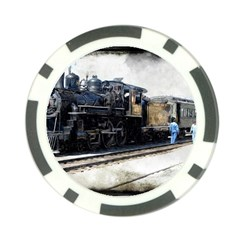The Steam Train 10 Pack Poker Chip