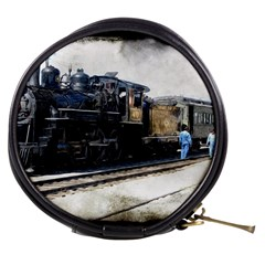 The Steam Train Mini Makeup Case