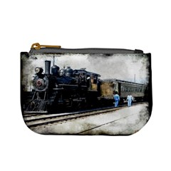 The Steam Train Coin Change Purse