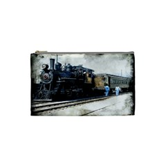 The Steam Train Small Makeup Purse