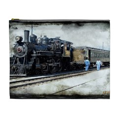 The Steam Train Extra Large Makeup Purse