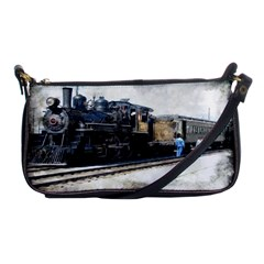 The Steam Train Evening Bag