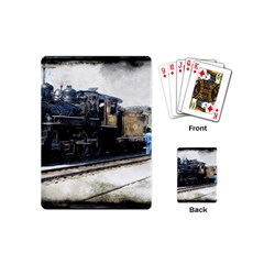 The Steam Train Playing Cards (Mini)
