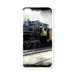 The Steam Train White Apple iPhone 4 Case