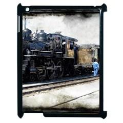The Steam Train Apple iPad 2 Case (Black)