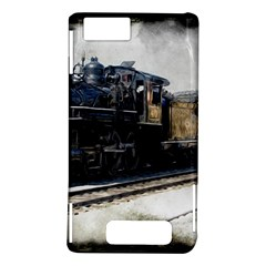 The Steam Train Motorola Droid X / X2 Hardshell Case