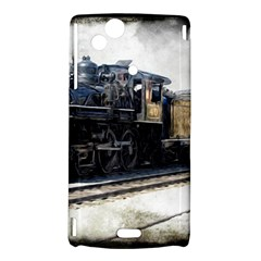The Steam Train Sony Xperia Arc Hardshell Case