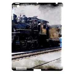The Steam Train Apple iPad 3/4 Hardshell Case (Compatible with Smart Cover)