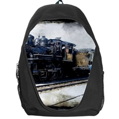 The Steam Train Backpack Bag