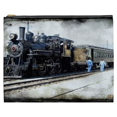 The Steam Train Cosmetic Bag (XXXL)