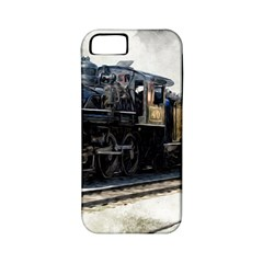 The Steam Train Apple iPhone 5 Classic Hardshell Case (PC+Silicone)