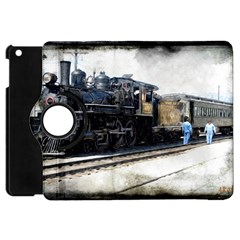 The Steam Train Apple iPad Mini Flip 360 Case