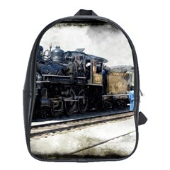 The Steam Train School Bag (XL)