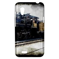 The Steam Train HTC Desire VT T328T Hardshell Case