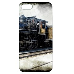 The Steam Train Apple iPhone 5 Hardshell Case with Stand