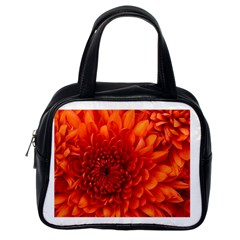 Chrysanthemum Single-sided Satchel Handbag