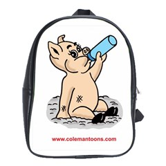 Pig3 School Bag (XL)