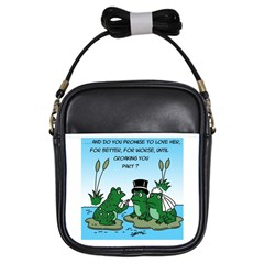 Frogswedding Kids  Sling Bag