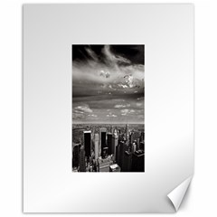 New York 16  x 20  Unframed Canvas Print