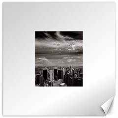 New York 20  X 20  Unframed Canvas Print