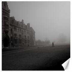 Christ Church College, Oxford 12  X 12  Unframed Canvas Print
