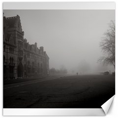Christ Church College, Oxford 20  x 20  Unframed Canvas Print