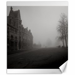Christ Church College, Oxford 20  x 24  Unframed Canvas Print