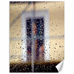 Rainy Day 12  X 16  Unframed Canvas Print